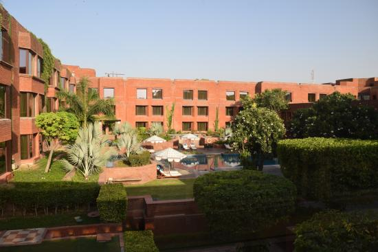 ITC Mughal, Agra: View outside the room