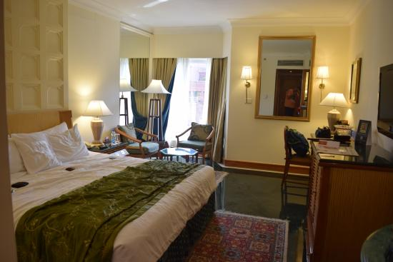 ITC Mughal, Agra: Our Room