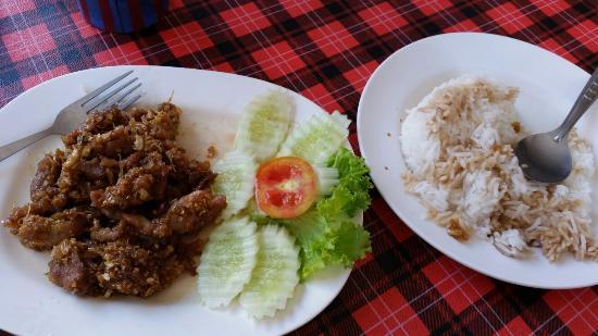 Chilli Thai food