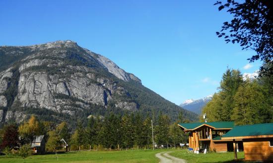 Bella Coola, Canadá: Beautiful location
