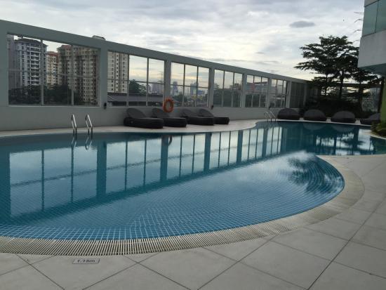 Gym picture of pullman kuala lumpur bangsar kuala - Piccolo hotel kuala lumpur swimming pool ...