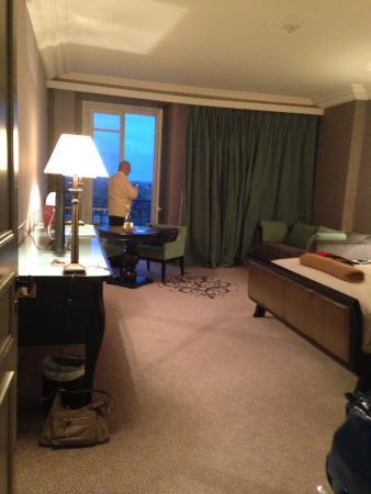 chambre vue sur jardin photo de le grand hotel cabourg