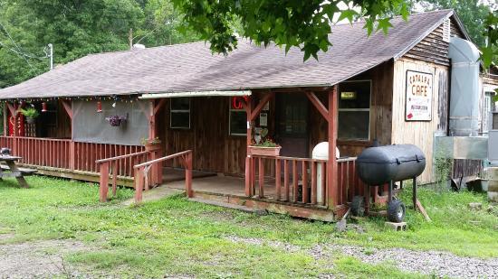 Arkansas: Catalpa Cafe
