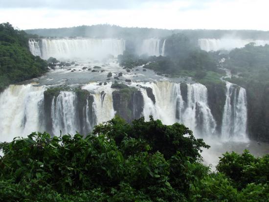 Northern Argentina, อาร์เจนตินา: Iguazu, incroyable vue