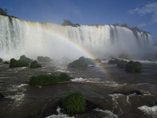 Northern Argentina, Argentina: Iguazu les chutes