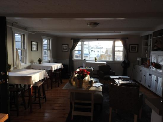 Woods Hole, MA: Kitchen
