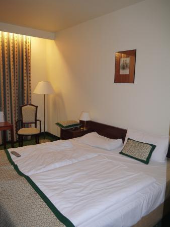 เบสท์เวสเทิร์น ฮังกาเรีย: Hotellrum