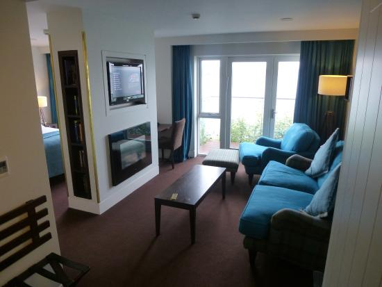 Ardmore, Irlandia: Our suite