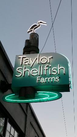 Taylor Shellfish Farms