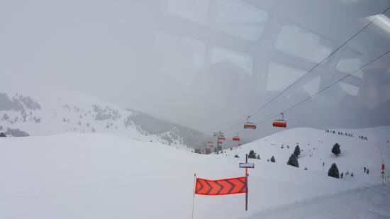 Jungfraujoch: Indescritível