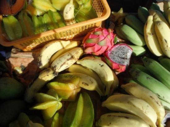Kealia, HI: Kauai farmers market