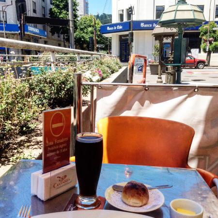 Tarta De Manzana Picture Of Cafe Cantabria Concepcion