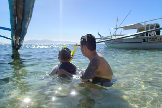 Eagle Point Resort: Snorkeling