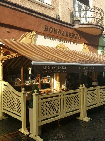 Chocolate Boutique House Bondarenko