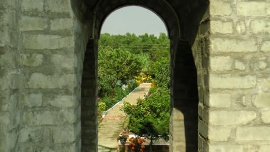 Santisudha Guest House: Through lens