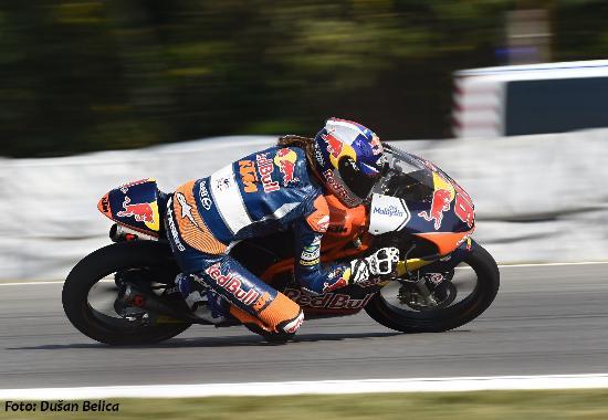 Brno, جمهورية التشيك: Moto3 2015