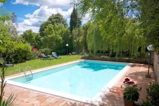 Radicofani, Itália: piscina