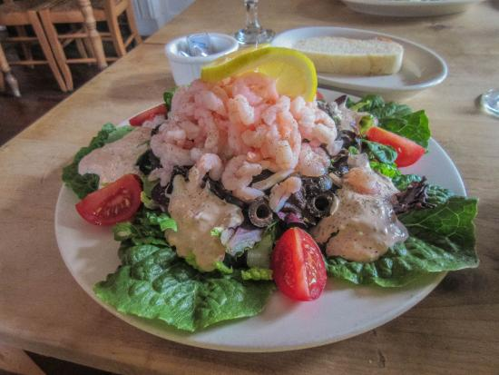 Gearhart, OR: Shrimp Louie