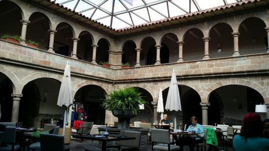 Novotel Cusco: Antigua casa colonial 1700