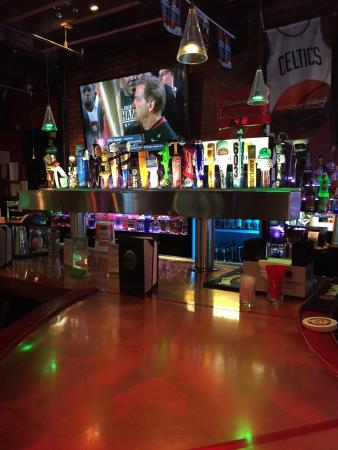 The Draft Sports Bar and Grill