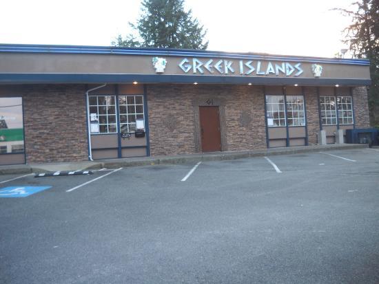 Greek Islands Restaurant: Great Food!