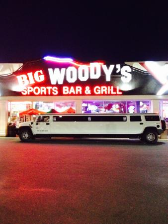 Big Woody's Bar and restaurant