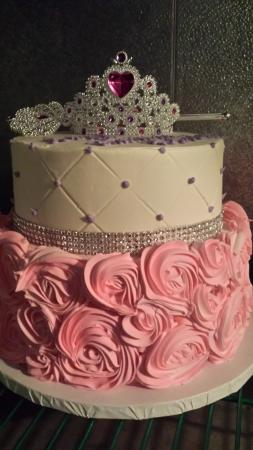 Sweet Kneads By Farmington Bakery Princess Birthday Cake