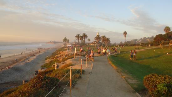 Hotel Indigo San Diego Del Mar: Nearby Del Mar beach