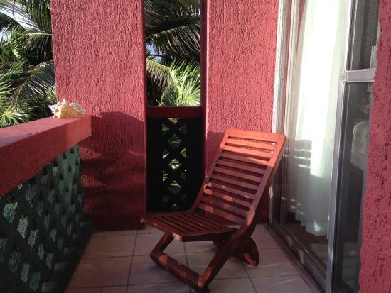 Sin Duda Villas: Our balcony