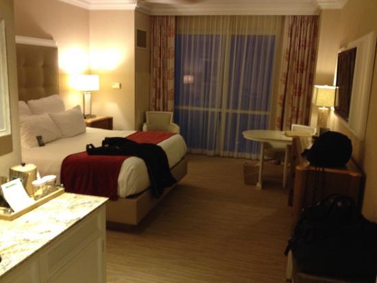Margaritaville Resort Casino: Plenty of room to relax