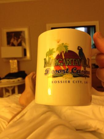 Margaritaville Resort Casino: Waking up to a fresh cup of coffee