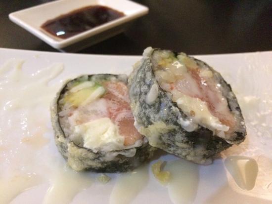 New Iberia, LA: M27 fried roll