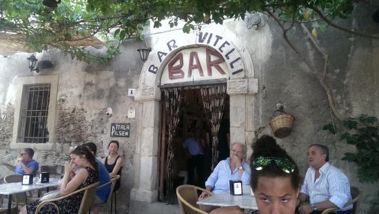 Godfather Tour Taormina