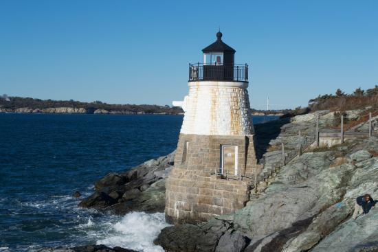 castle hill lighthouse picture of castle hill lighthouse newport rh tripadvisor com au