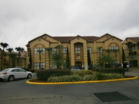 Blue Tree Resort at Lake Buena Vista: Blue Tree Resort: registración