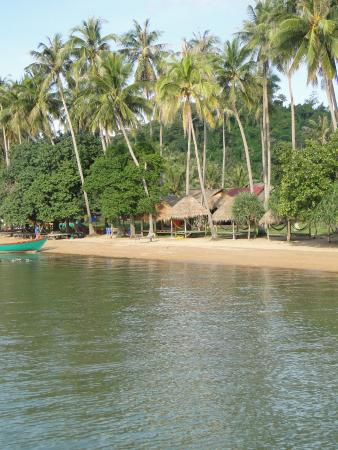 Kep Province, Kambodża: Rabbit Island, Kep is a tranquil and seren destination for vacation
