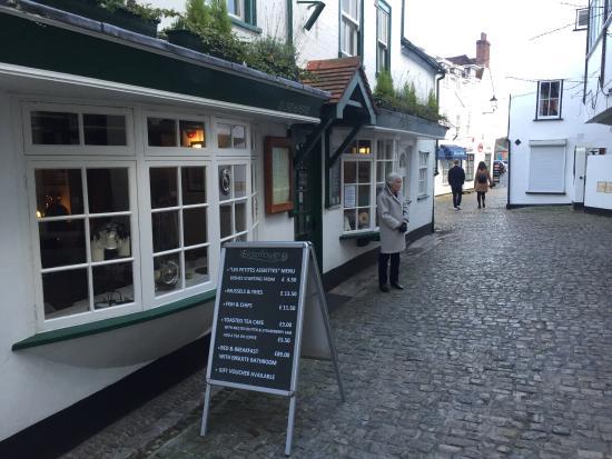 The Elderflower Lymington: Elderflower Restaurant on the Quay