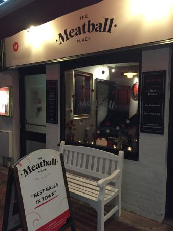 The Meatball Place