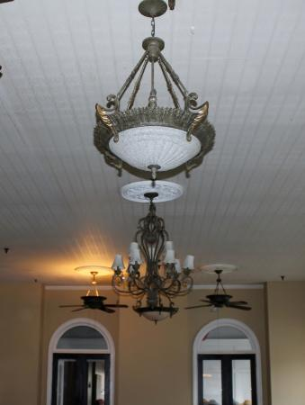 Aiken, SC: One of many original fixtures