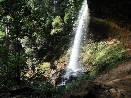 Ratanakiri Province, Cambodia: Cha Ong Waterfall, Ratanakiri