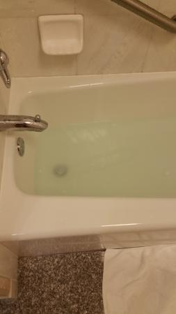 tub after a shower picture of drury inn suites st louis o rh tripadvisor com