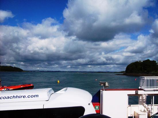Strangford, UK: Cruce en ferry