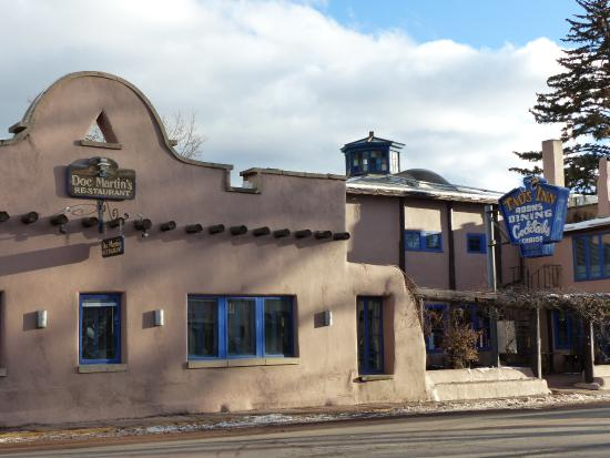 ‪‪The Historic Taos Inn‬: The front of the hotel‬