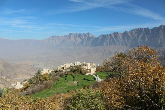 Sohar, Oman : Another view of the village