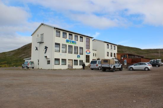 Patreksfjorour, أيسلندا: tranquillo
