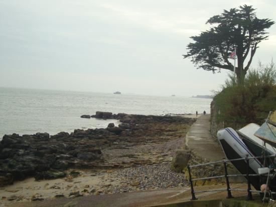 Seaview, UK: Sea View