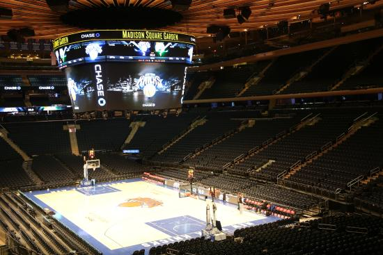 Msg Picture Of Madison Square Garden New York City Tripadvisor