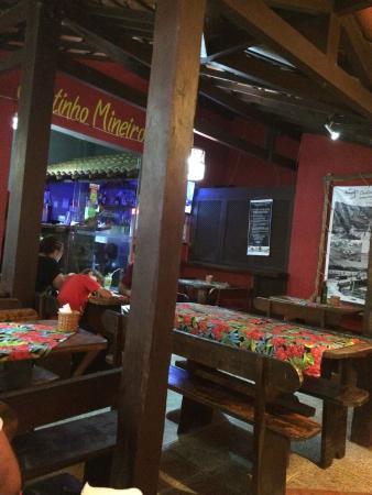 Restaurante Cantinho Minheiro Praia