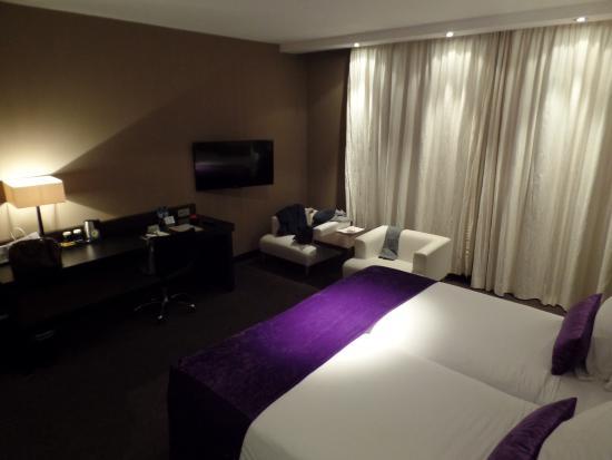 luxe kamer vander valk houten