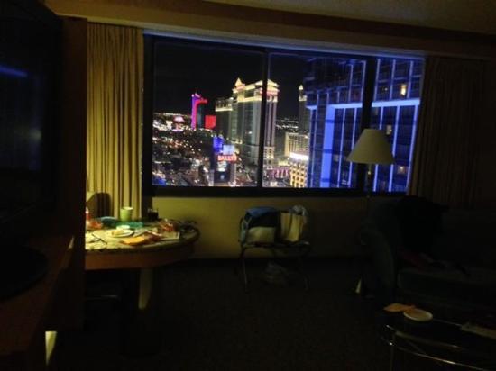 our 22nd floor view picture of bally s las vegas hotel casino rh tripadvisor co za